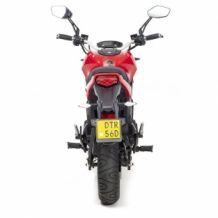Met de scooter erop uit
